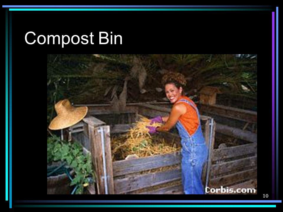 10 Compost Bin