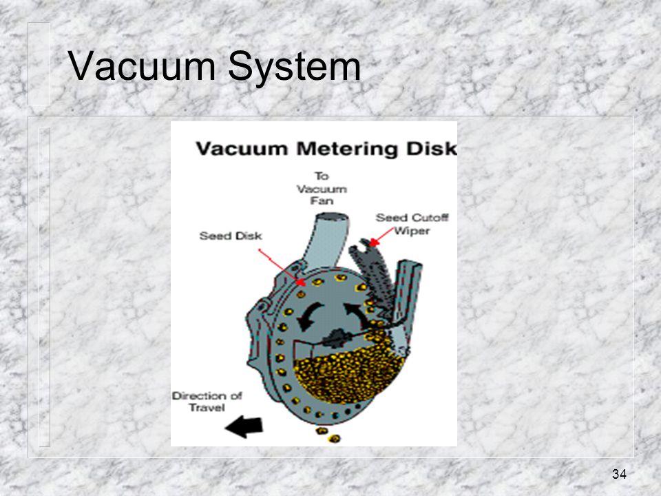 Vacuum System 34