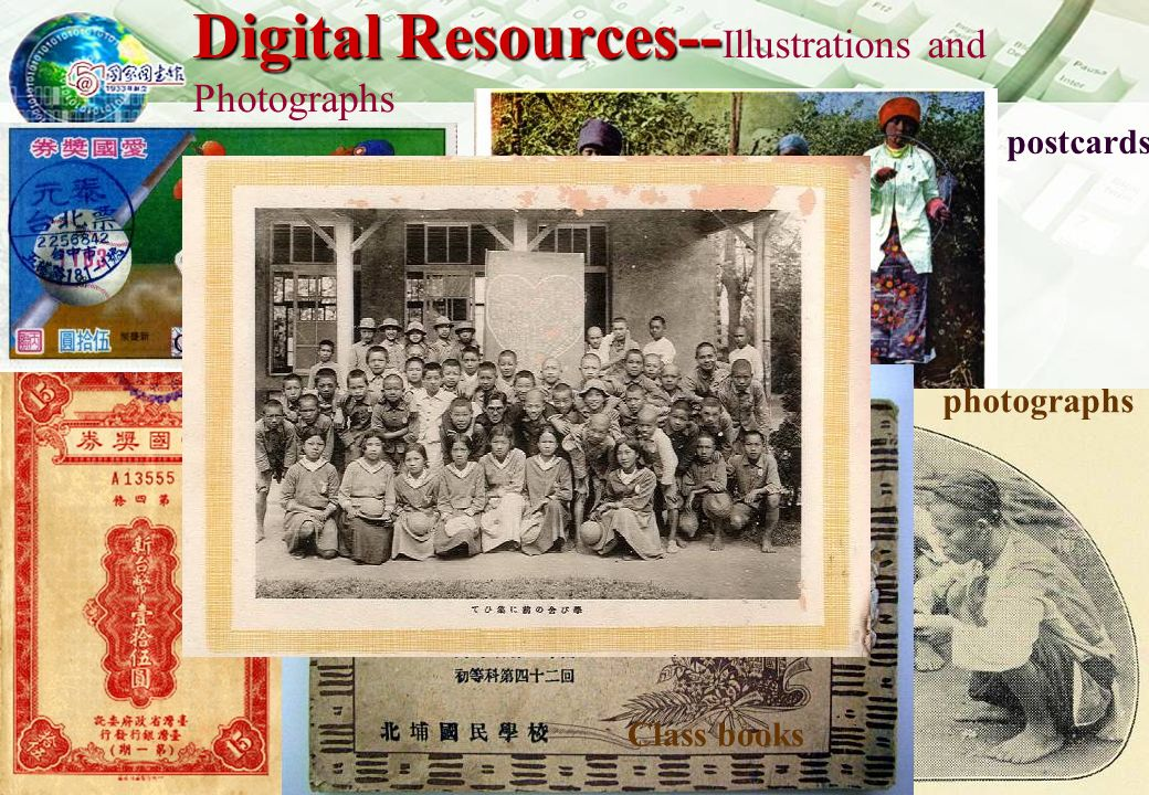http://www.ncl.edu.tw 11 Digital Resources-- Digital Resources-- Government Publications gazettes and statistics