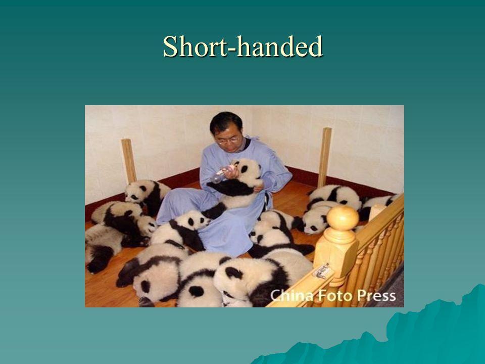 Short-handed