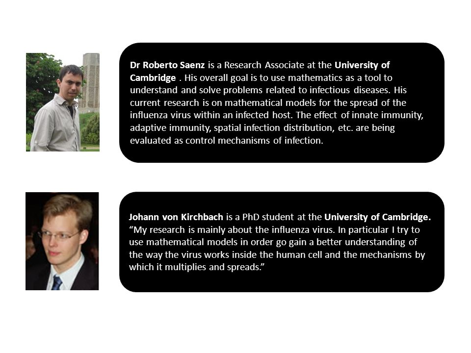 Johann von Kirchbach is a PhD student at the University of Cambridge.