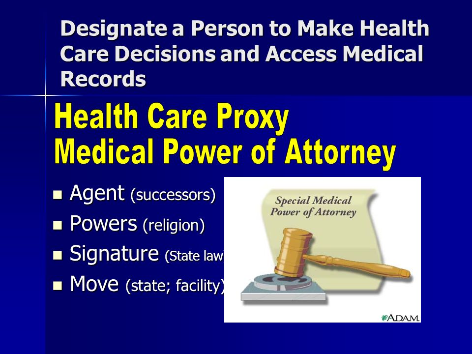 Living Wills and Health Proxies – A Process not a Single Act Dont sign it and forget it.