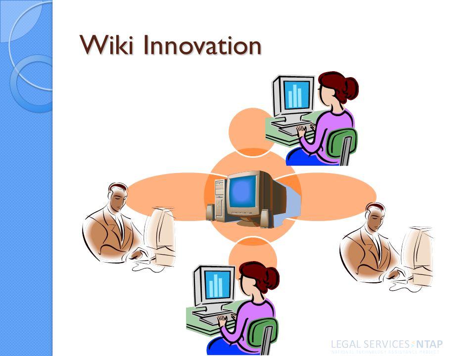 Wiki Innovation