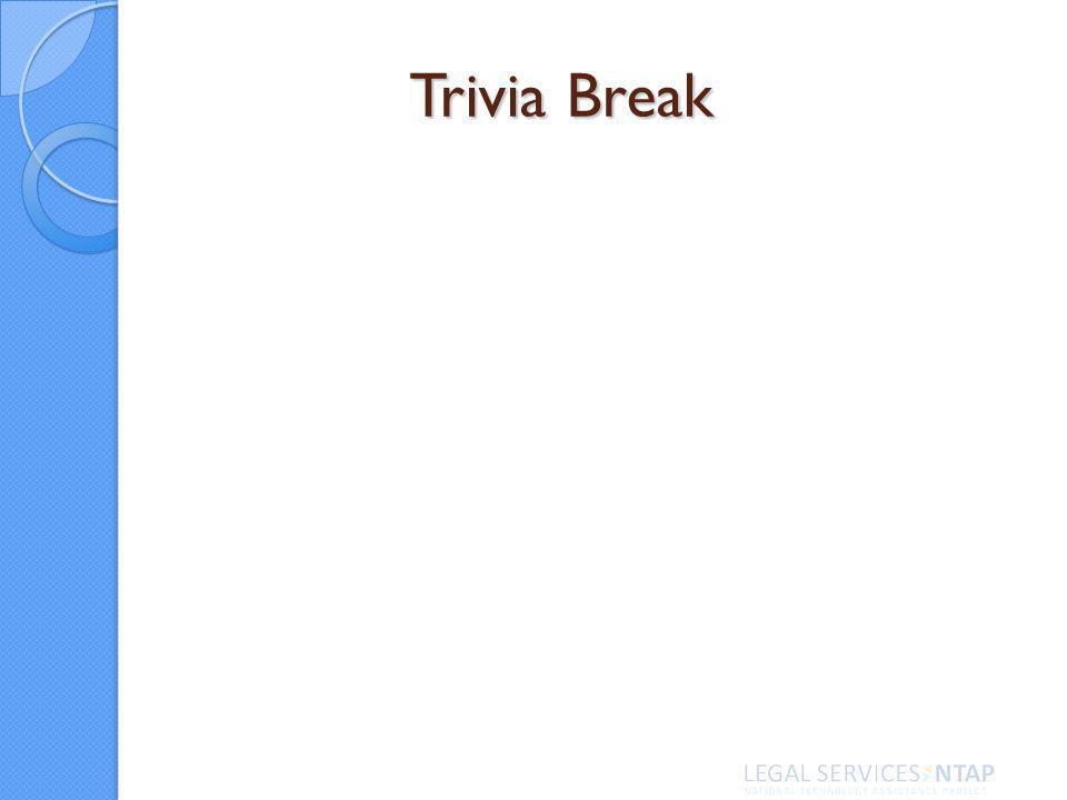 Trivia Break