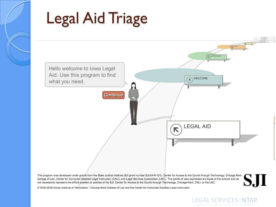 Legal Aid Triage