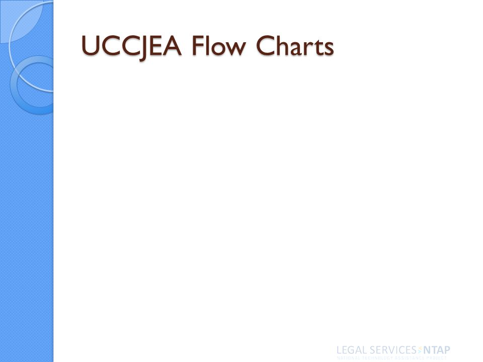 UCCJEA Flow Charts