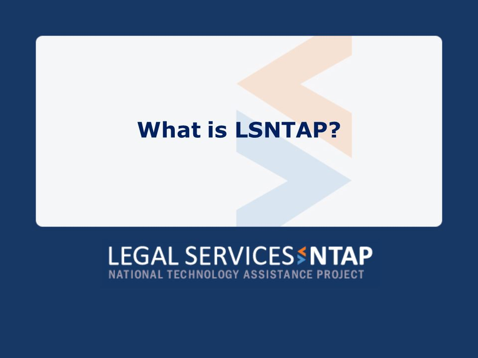What is LSNTAP