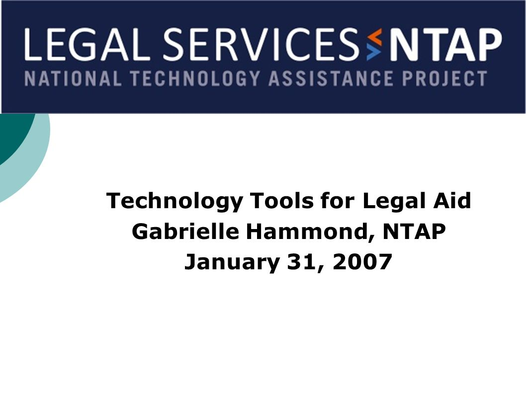 Some uses in Legal Services Personnel Manuals, Administrative & Litigation Manuals Technology State Task Force Projects & Conferences National Projects To support meeting planning Examples