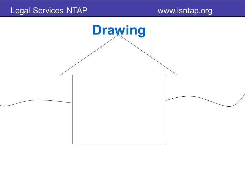 Legal Services NTAP   Drawing