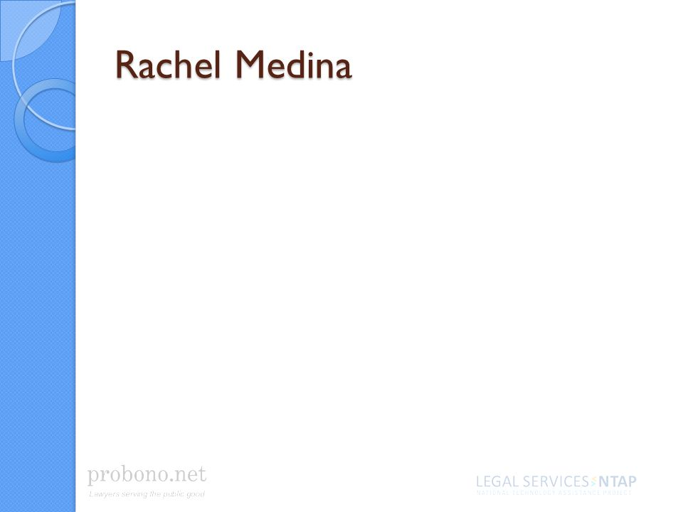 Rachel Medina