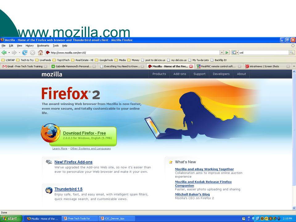 www.mozilla.com