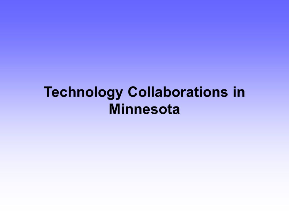 Technology Collaborations in Minnesota