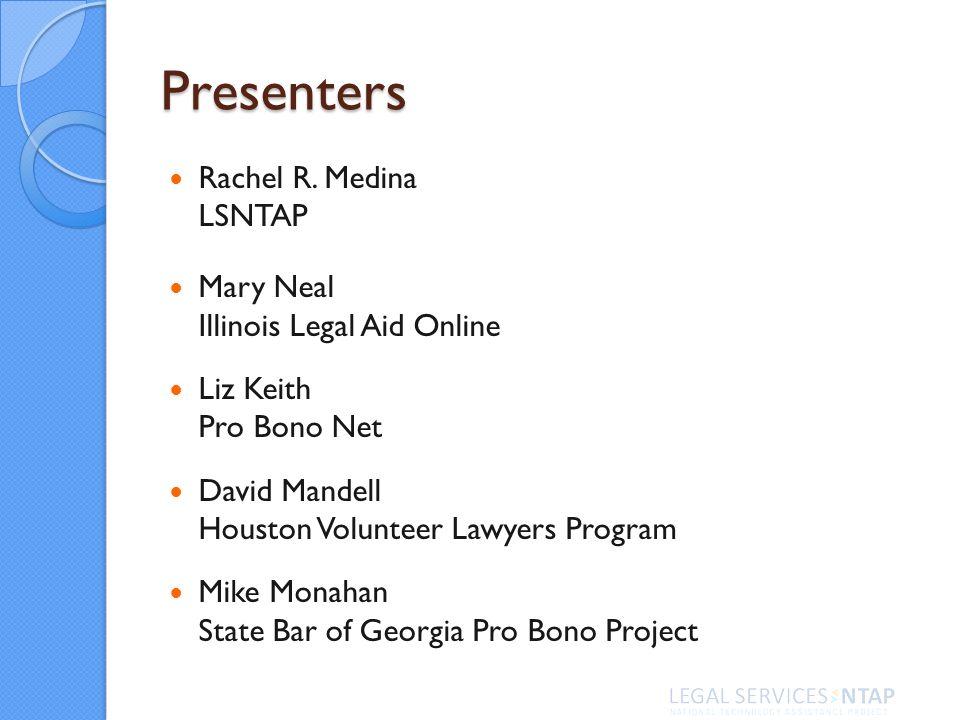 Replication resources Liz Keith LawHelp Program Manager, Pro Bono Net lkeith@probono.net Micah Jalloh LiveHelp Americorps*VISTA Member mjalloh@probono.net Support resources on SWEB Support Site: www.probono.net/statewebsites
