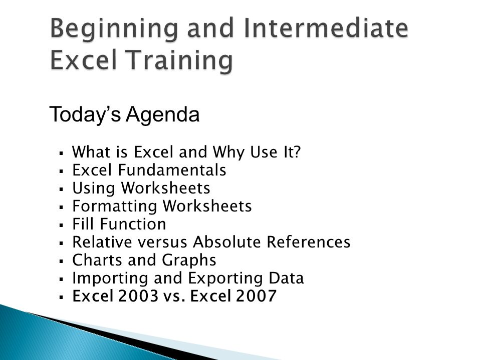 What is Excel and Why Use It.