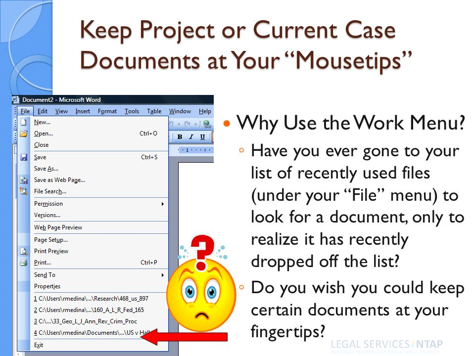Examples in Use Cut-and-Paste from Email into Document Cut-and-Paste from Website into Document Cut-and-Paste between Documents