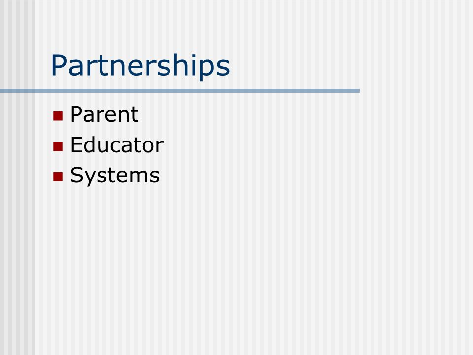 Partners for Success Statewide Outreach Center for Families with Deaf and Hard of Hearing Children Parents and Educators Working Together to Support F