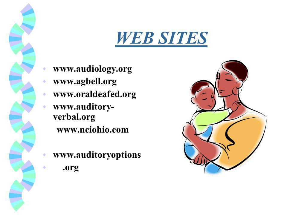 WEB SITES w   w   w   w   verbal.org   w   w.org