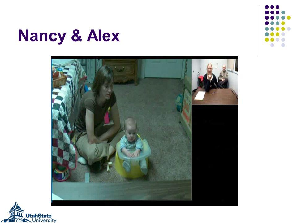 Nancy & Alex