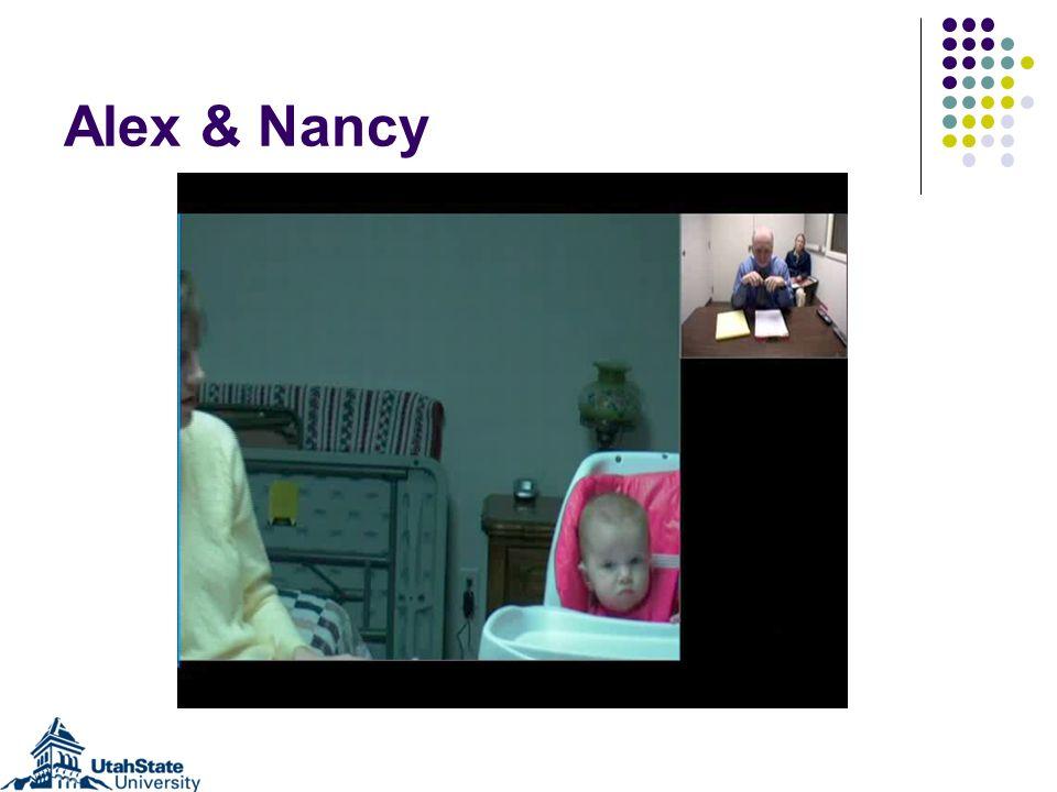 Alex & Nancy