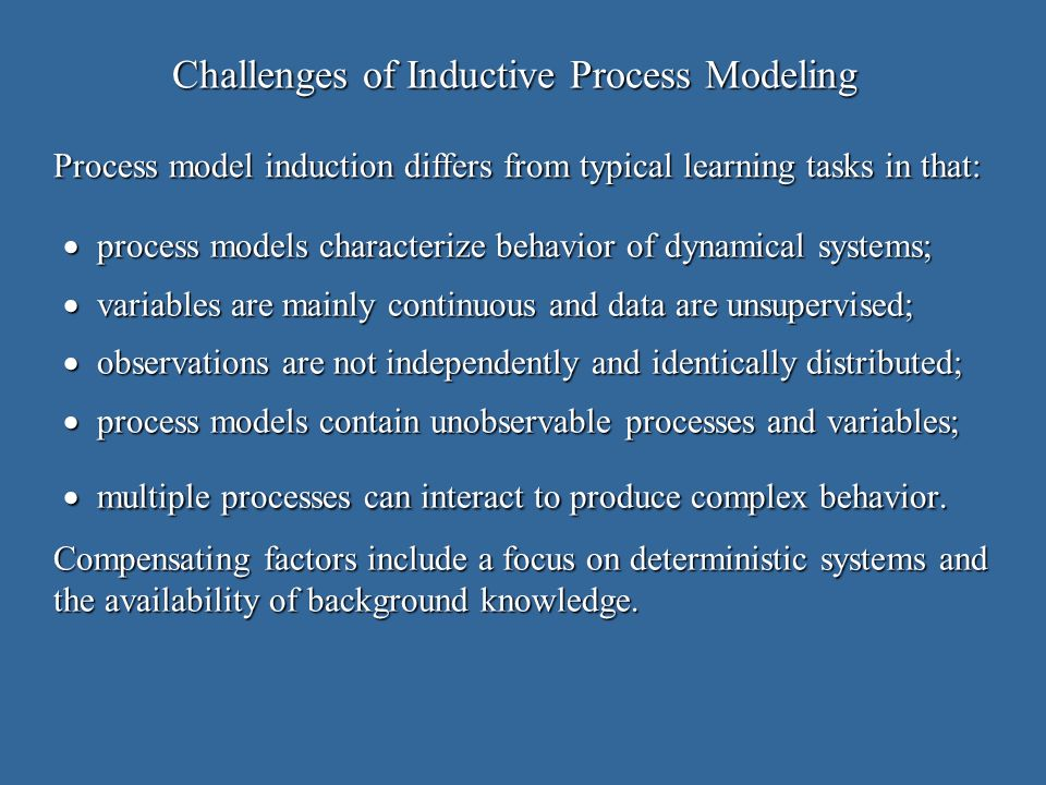 Can Existing Methods Induce Process Models.