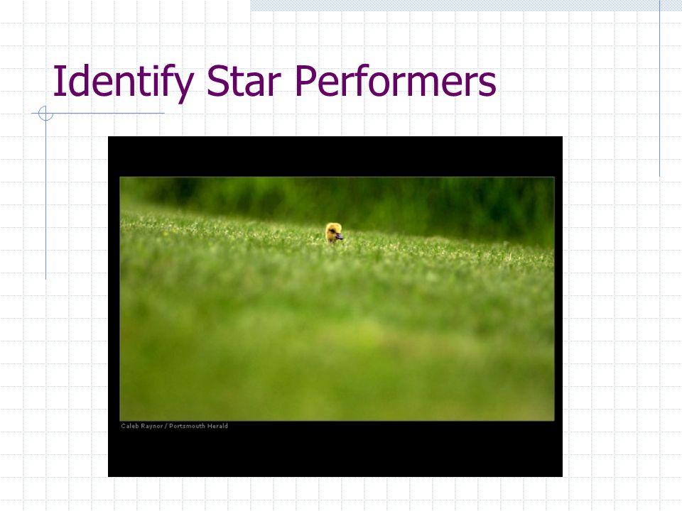 Identify Star Performers