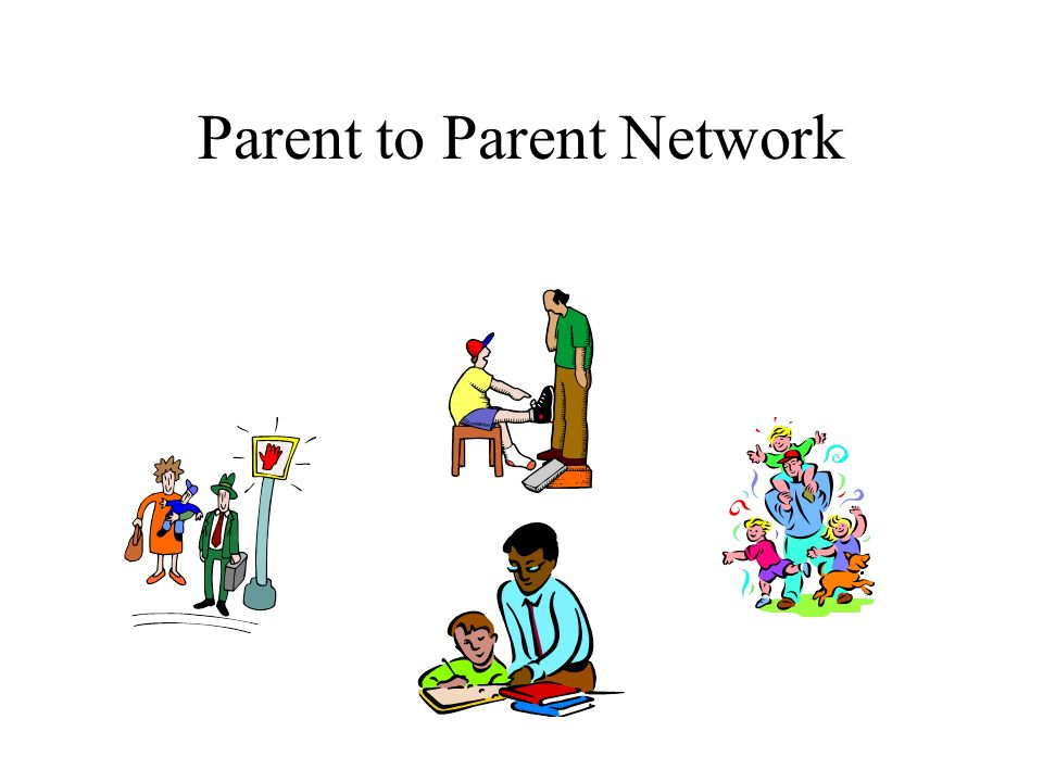Parent to Parent Network