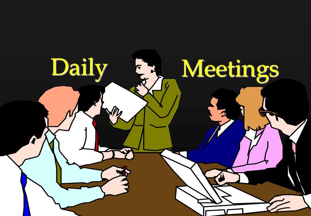 Meetings Daily