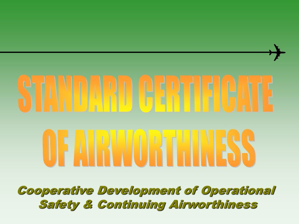 TRANSFER A CoA is transferred with the aircraft as the CoA is issued to the particular aircraft.