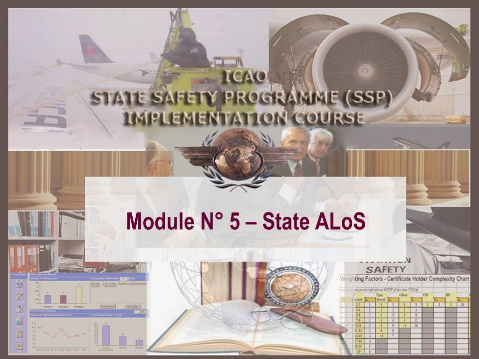 Module N° 5 – State ALoS