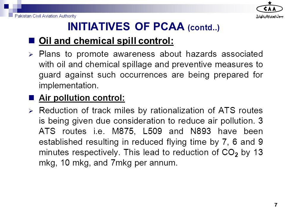 Oil and chemical spill control: Plans to promote awareness about hazards associated with oil and chemical spillage and preventive measures to guard ag