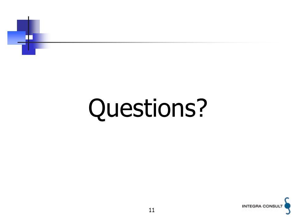 11 Questions