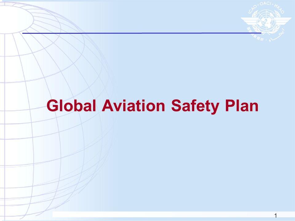 1 Global Aviation Safety Plan