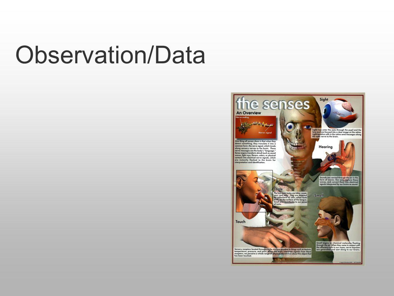 Observation/Data