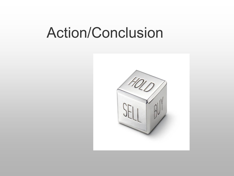 Action/Conclusion