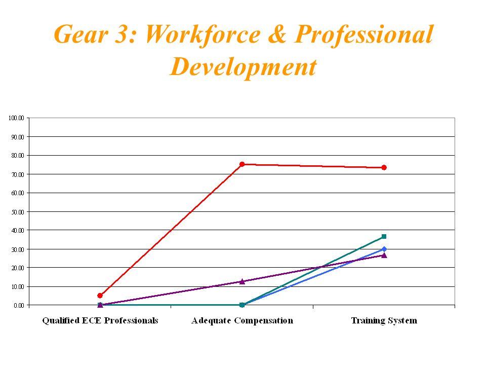 Gear 3: Workforce & Professional Development