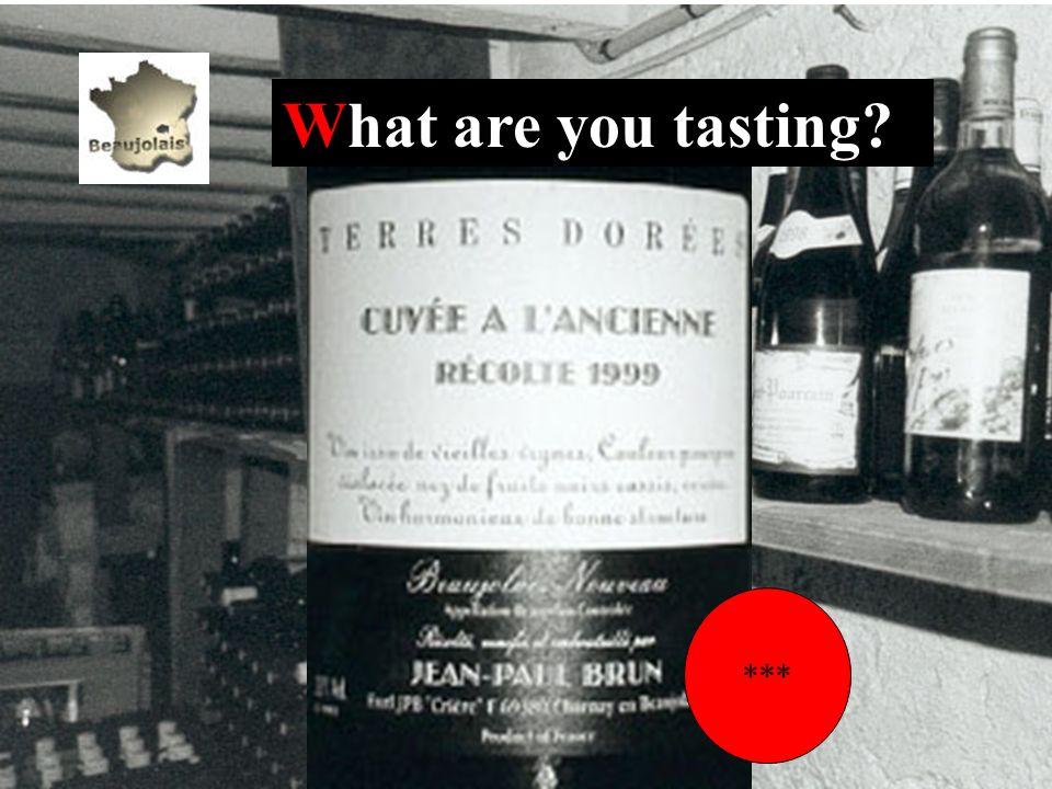 Vintage Beaujolais Nouveaux Beaujolais and Beaujolais Villages Beaujolais Crus 1982***** 1983****** 1984**** 1985****** 1986**** 1987***** 1988*******