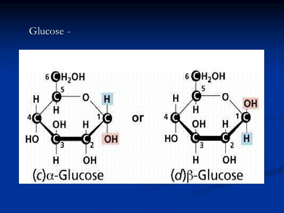 Glucose -