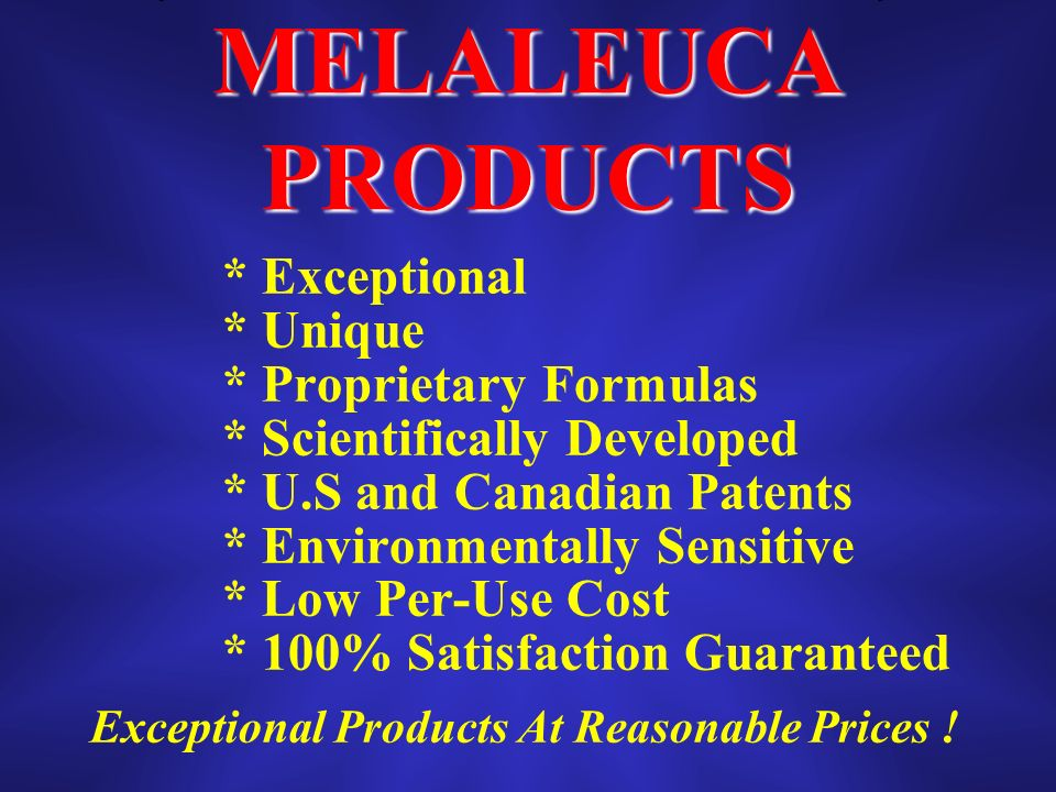 MELALEUCA OIL 1770 - Captain Cook 1922 - First scientific research by Dr.