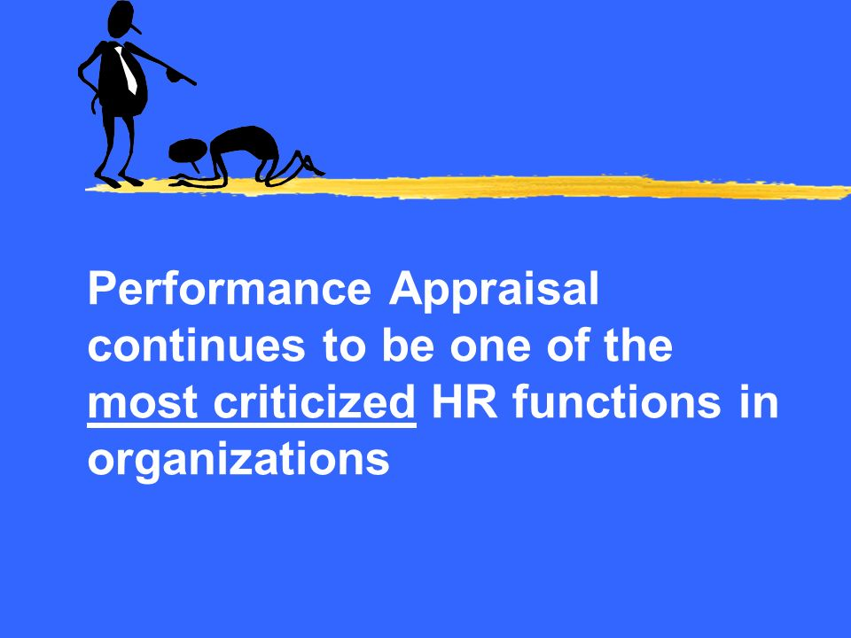 Performance Appraisal Developmental and Administrative Decision Processes