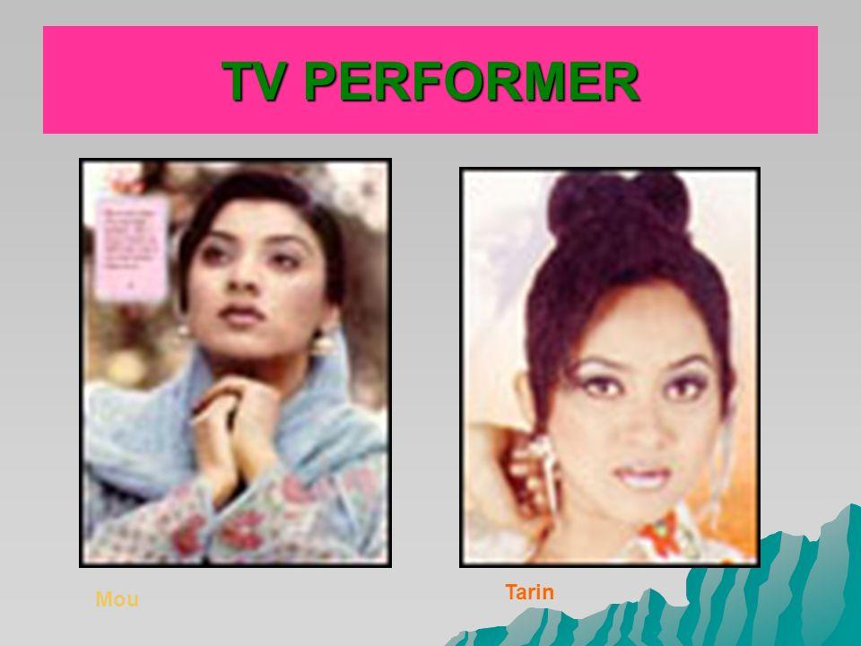 TV PERFORMER Shuborna Shomi KeiserBipasha