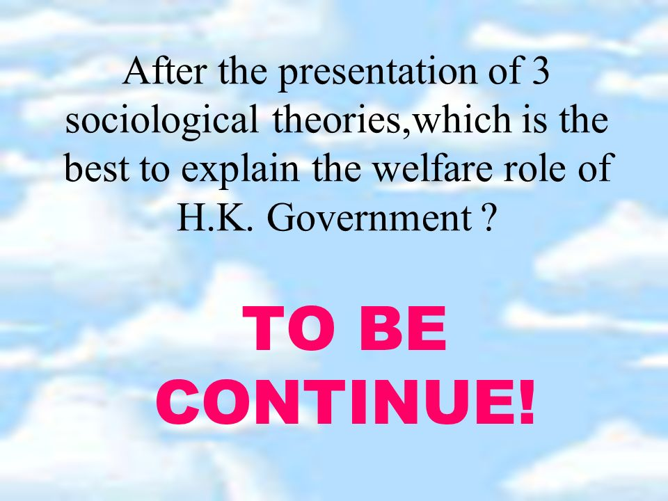 QUESTIONS Lets image….. Q1, What is an Ideal Society.