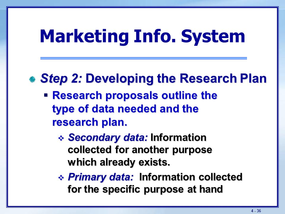 4 - 35 Marketing Info.