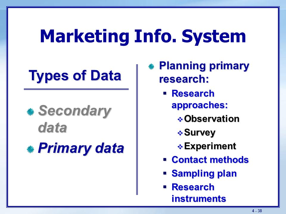 4 - 37 Marketing Info.