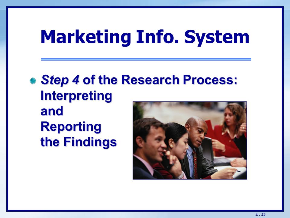 4 - 41 Marketing Info.