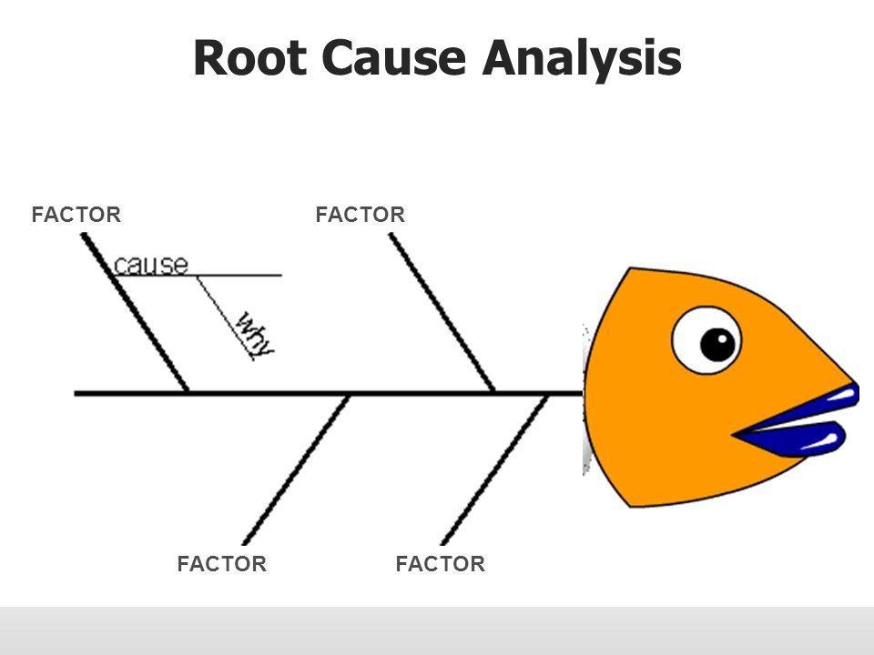 Root Cause Analysis FACTOR