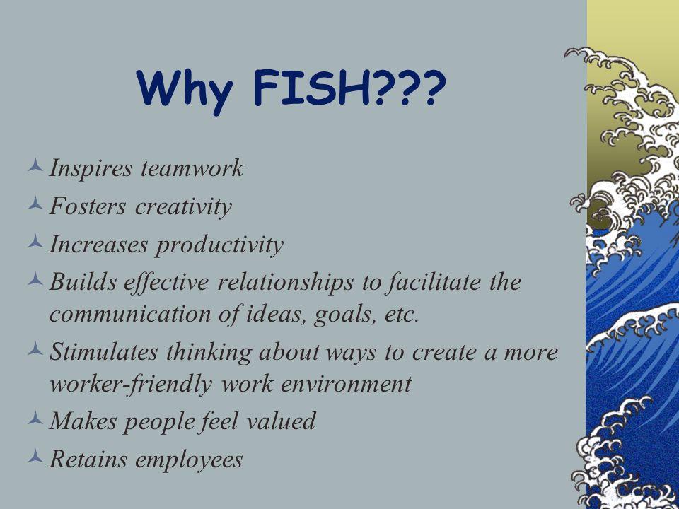 Why FISH .