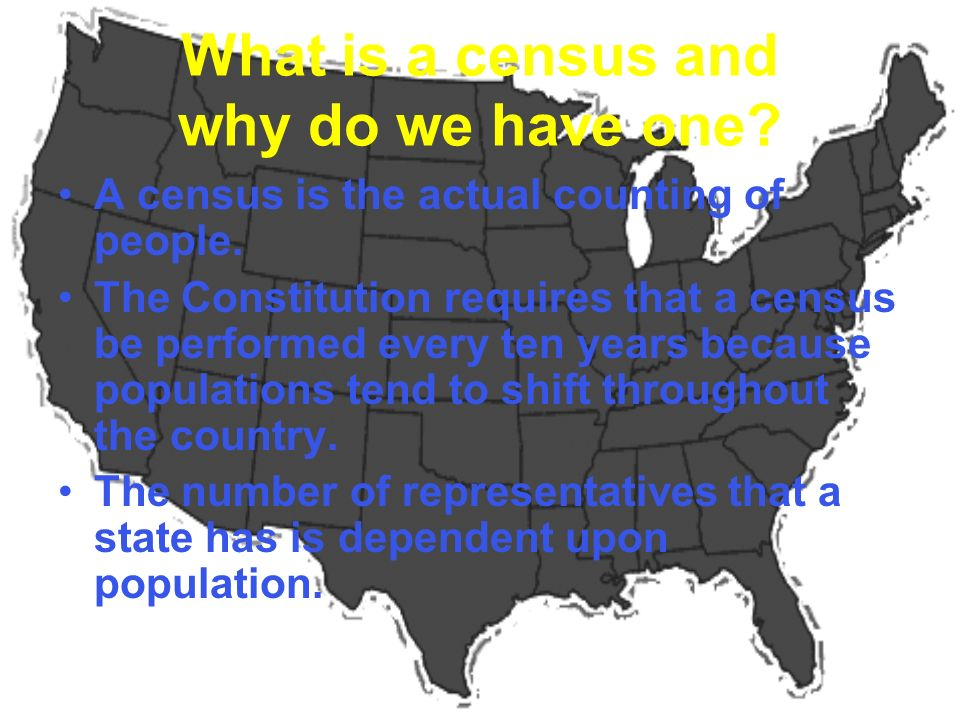 After the 1990 census, the state of Connecticut had six US representatives based upon their population.