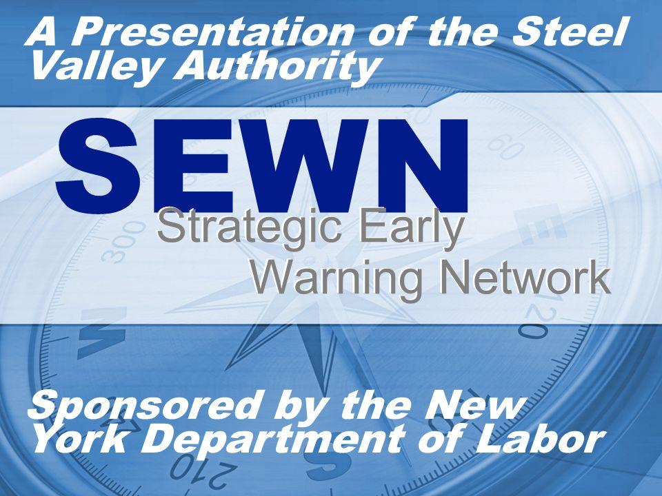 Western PA SEWN Main Office Steel Valley Authority 1112 South Braddock Avenue Suite 300 Swissvale, PA.
