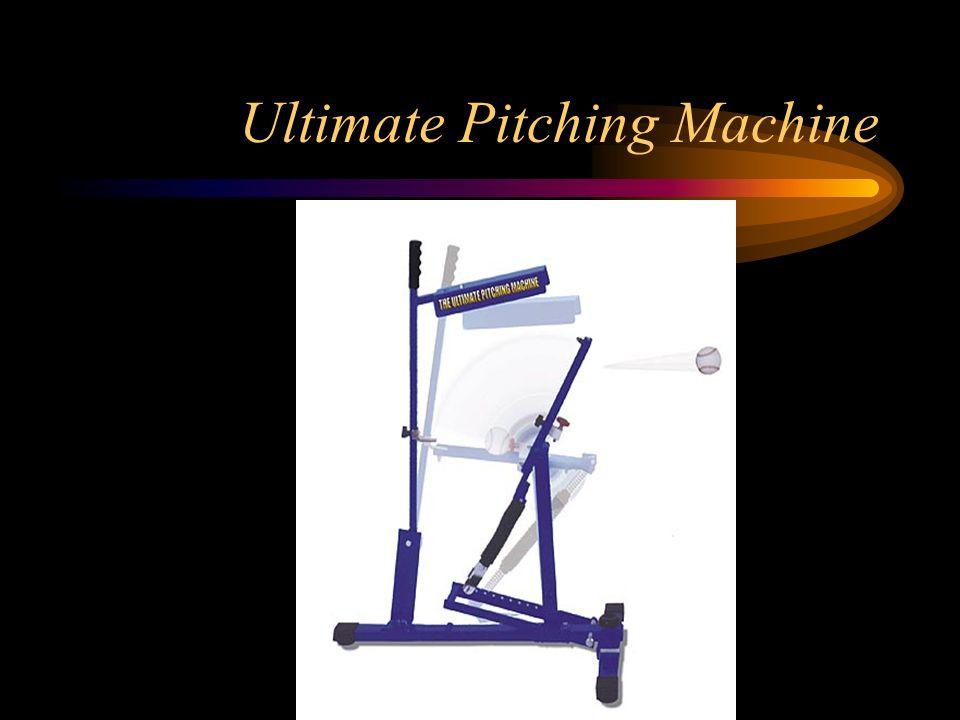 Ultimate Pitching Machine
