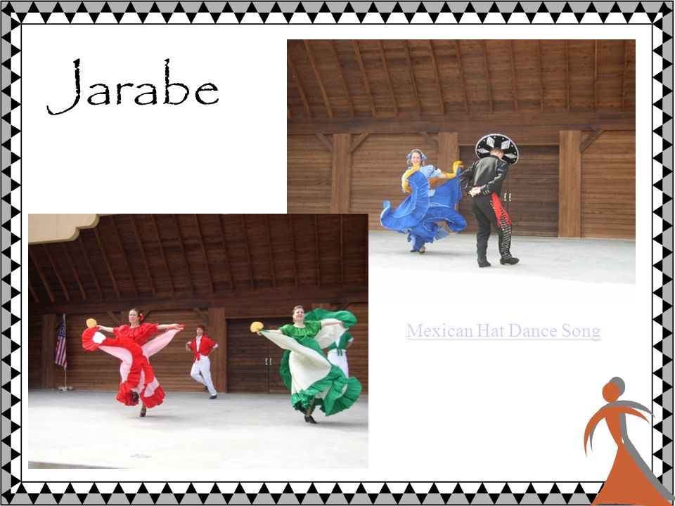 Jarabe Mexican Hat Dance Song